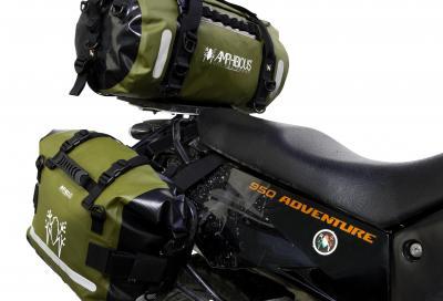 Novità per la borsa Voyager 100% waterproof di Amphibious