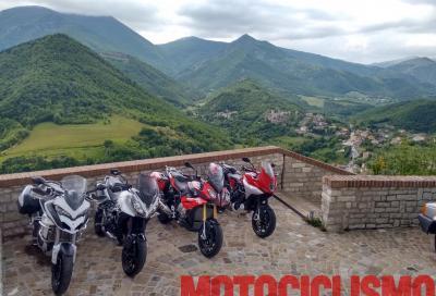 """Comparativa Sport-Tourer: """"Meglio il manubrio alto, vincerà Ducati o KTM"""""""