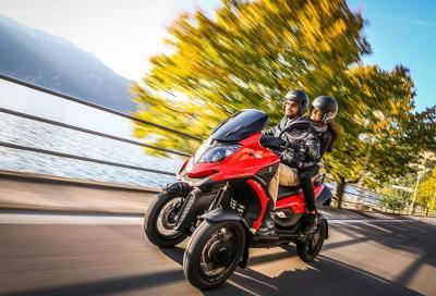 Quadro: i prezzi dei modelli 2016 e la promozione sullo scooter a 4 ruote