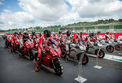 Al WDW2016 giri in pista con la tua Ducati