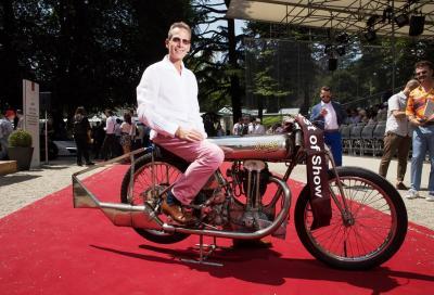 L'inglese Grindlay Peerless e tutte le vincitrici del Concorso di Motociclette 2016