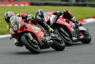 BSB 2016: al Brands Hatch Indy vincono Haslam e Byrne