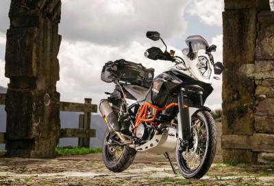 Prova la gamma KTM Adventure durante la Ride Week