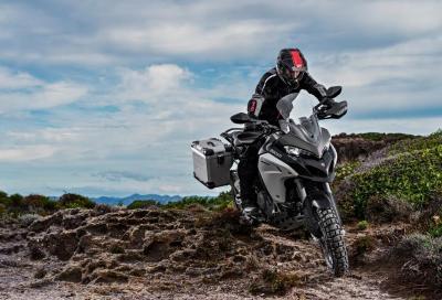 Al via il DRE Enduro, l'accademia di guida off-road di Ducati