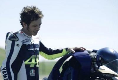 Rossi e Motobot si incontrano: sfida lanciata!