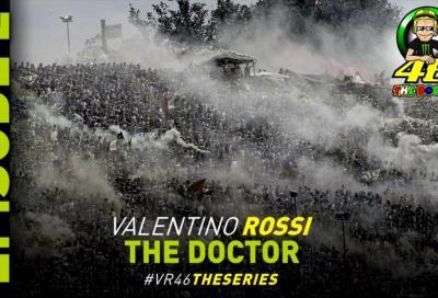 """""""Valentino Rossi - The Doctor"""": ecco il secondo episodio"""