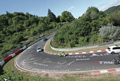 Il 2 e 3 luglio si gira al Nürburgring