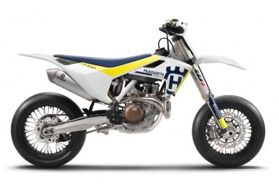 Husqvarna: FS 450 motard racing versione 2017