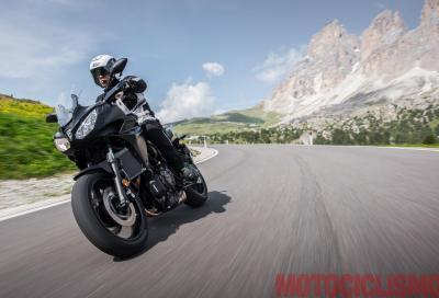 Yamaha Tracer 700: la sfidante