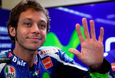 """Rossi: """"Errore mio"""""""