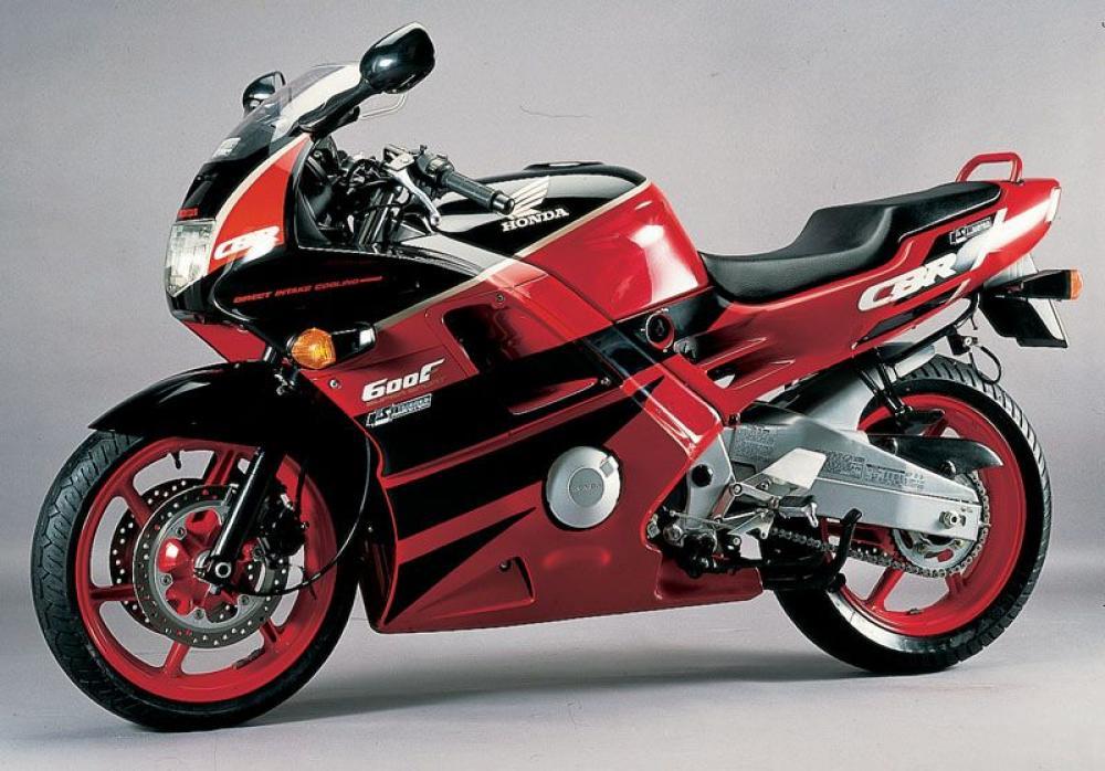 Honda Cbr 600 La Storia Dal 1987 Al 2016 Motociclismo