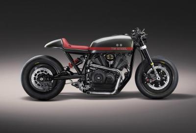 """Yamaha Yard Built """"Son Of Time"""", la XV950 dall'animo racing"""