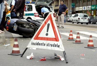 Ecco le città dove avvengono di più incidenti che coinvolgono moto