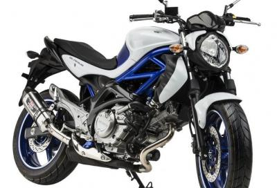 Suzuki: richiami per Bandit, Gladius, GSR750 e V-Strom