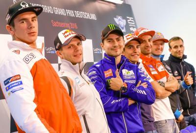 "Lorenzo: ""Honda favorita, ma punto al podio"""