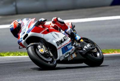 Test MotoGP: Ducati al top. Stoner razzo ma niente GP