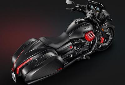 Moto Guzzi MGX-21: già prenotabile online