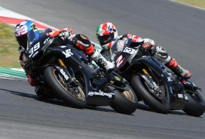 Yamaha è partner della Old School Racing di Gramigni