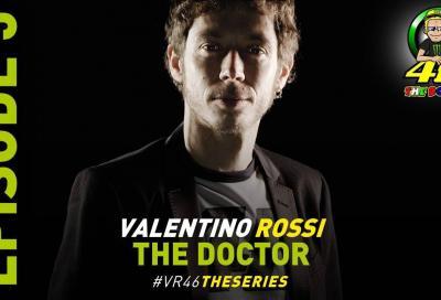 """Valentino Rossi: da """"Doctor"""" a """"Boss"""""""