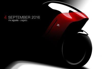 MV Agusta: in arrivo una sportiva esclusiva disegnata da Zagato