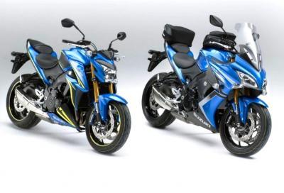 Nuove Suzuki GSX-S1000 Carbon Edition e GSX-S1000F Tour Edition