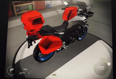 "Yamaha ""My Garage"" anche per la gamma Sport Touring"