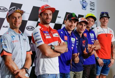 """Valentino Rossi: """"Credo che anche a Brno le Ducati saranno da podio"""""""