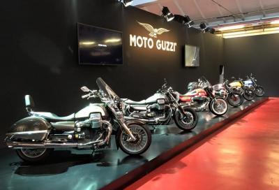 Moto Guzzi Open House 2016: si festeggia a Mandello dal 9 all'11/9