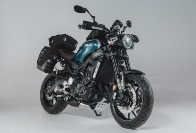 Yamaha XSR900: il kit di accessori SW Motech