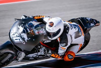 Terminati i tre giorni di test a Misano per le MotoGP Aprilia e KTM