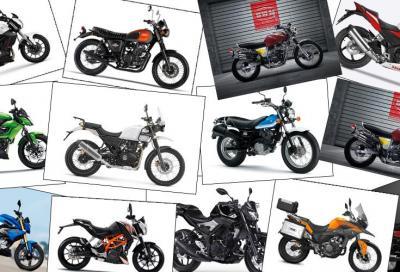 Qual è la moto più bella sotto i 500 cc e sotto i 5.000 euro?