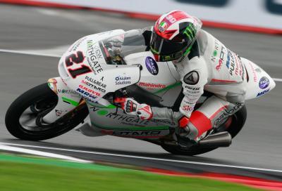 Moto3: prima pole per Bagnaia. Tre italiani su tutti