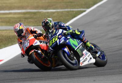 Pedrosa da urlo: batte Rossi a Misano ed è l'8° vincitore in MotoGP 2016