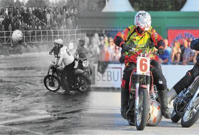A Savigno (BO) il primo trofeo di Motoball