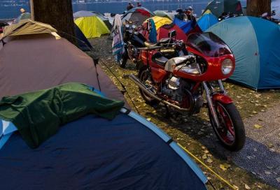 Mandello dal Lario-Città della Moto Guzzi: foto e numeri del raduno