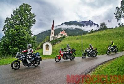 Viaggio Bolzano- Trieste via Grossglockner: quale la moto più adatta?