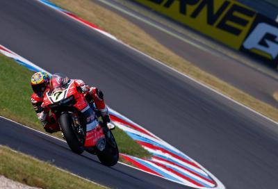 Lausitzring è rosso: Davies in pole