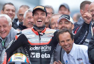 "De Angelis: ""Da presenza in MotoGP a protagonista in SBK"""