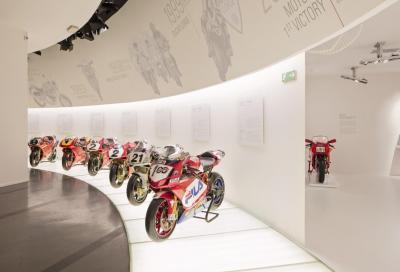 Il nuovo Museo Ducati inaugurato da Matteo Renzi