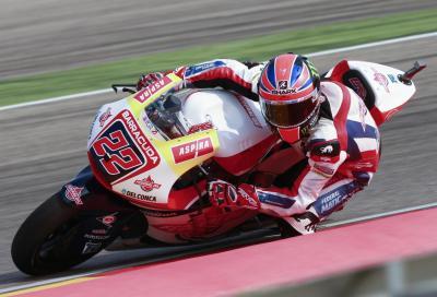Moto2, Aragon: Lowes sigla la quinta pole stagionale