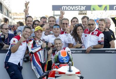 Lowes domina ad Alcaniz, Morbidelli a podio, ma dietro ad Alex Marquez