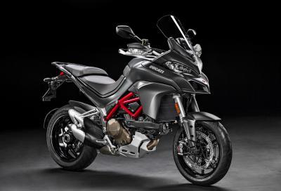 Novità Ducati 2017: SuperSport, Multistrada 1200, Monster 821, Diavel, 1299 Panigale