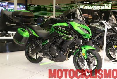 """Kawasaki: vari modelli aggiornati e tre """"special edition"""""""
