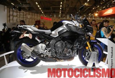 """Yamaha MT-10 SP 2017, la """"hypernaked-supersport"""""""