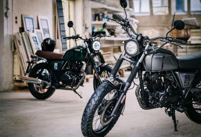 Brixton Motorcycles: al via le consegne della BX 125