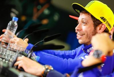 """Valentino Rossi: """"Sono qui per far il massimo"""""""