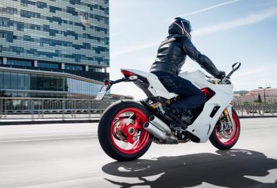 Ducati SuperSport, sportiva per tutti i giorni: nuovo video