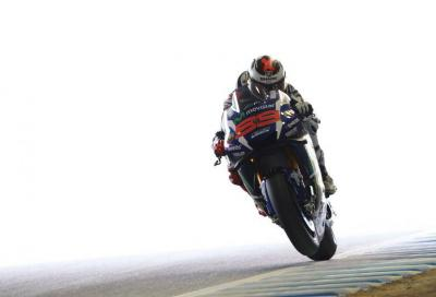 MotoGP, Motegi: Jorge Lorenzo la spunta in una FP2 piena di emozioni