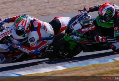 Davies stravince a Jerez e rimanda la festa di Rea