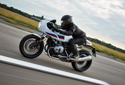 Riflettori puntati sulla nuova BMW R nineT Racer